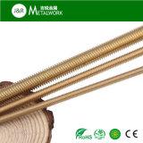 M10 M12 DIN975 Brass Thread Bar Thread Rod (DIN976)