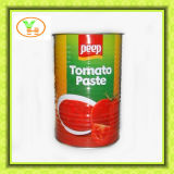 Factory Make Tinned Tomato Paste 400g