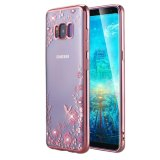 Galaxy S8 Plus Case Bling Diamond Clear Soft TPU Case