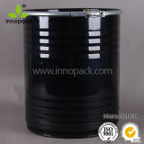 50L Cold Rolled Steel Drum Chemical Drum/Barrel with Metal Handle