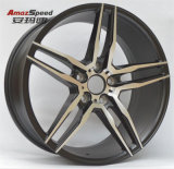 17, 18 Inch Deep Concave Alloy Wheel with PCD 5X100-114.3/120