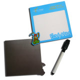 Fridge Magnet Writing Board/Notepad with Dry Eraser Marker