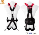 High Quality Fall Protection Body Harness with 4 D Rings Harness Safety