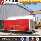 Wood Chips Rice Husk Palm Steam Boiler for Swimming Pool