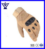 Police Full-Finger Tactical Glove (SYSG-1853)