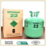 Fluorine Refrigerant Gas R22 99.9% Purity with Good Quality