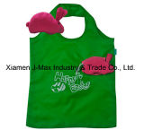 Foldable Shopping Eco-Friendly Bag, Animal Rabbit Style, Grocery Bags