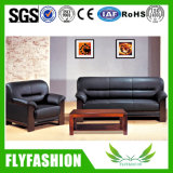New Style Design Office Furniture Modern Leather Sofa (OF-01)