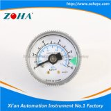 Pneumatic Air Pressure Gauge 1MPa/10kg/Cm2 with Double Scale