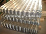 Zero Spangle Hot Dipped Galvanized Corrugated Steel Plate