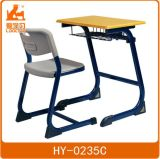 MDF Top School Desk and Chair Classroom Furniture