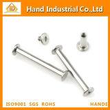 Screw Brass Slotted Truss Head Fasteners Binding Post Screw