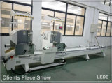 Aluminum Window and Door Double Mitre Cutting Saw Machine CNC Cotrol