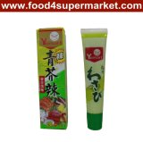 Wasabi Paste in Tube 43G for Sushi Dishes and Wasabi Sachet for Restaurants