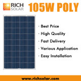105W Polycrystalline Solar Panel Mini Poly Solar Solar Cell