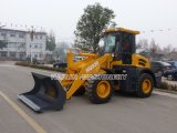 Ce Approved Small Wheel Loader (HQ920) with Screening Bucket