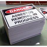 Best Price Custom High Quality Waterproof Plastic PP Corflute Sign Printing