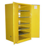 Yellow Industrial Safety Cabinet / Safe (SC4500)