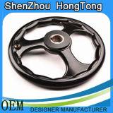 Bakelite Handwheel with Ripple Fringe