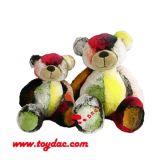 Stuffed Rainbow Bear