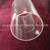 Big Diameter Processed Quartz Tube