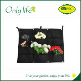 Onlylife BSCI Eco-Friendly Hanging Grow Bag Vertical Living Planter