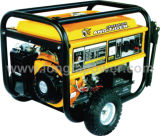 Home Use Portable 5.5kVA Gasoline Generator with Honda Gx390