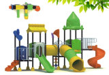 2015 Hot Selling Outdoor Playground Slide with GS and TUV Certificate (QQ14026-1)