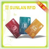 Customized RFID Smart Hotel Key Card with Glossy Overlay Finished