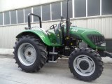 Low Pric4wd 100HP Farm Tractor with Front End Loader