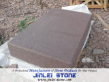 Brown Porphyry Paving Stone for Floor/Garden/Outdoors