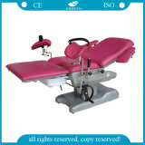 (AG-C102D-01) Multifunction Manual Hydraulic Obstetric Table