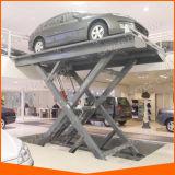 High Quality Hydraulic Electric Scissor Car Lifting Equipment
