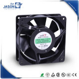 7 Blades 120X120X38mm 110V 220V 120mm AC Axial Brushless Cooling Fan Factory