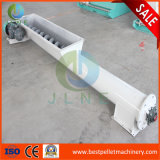 Inclined Flexible Auger Screw Feeding Spiral Conveyor