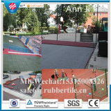 Dog-Bone Rubber Tile, EPDM Floor Tile, Sport Rubber Tiles