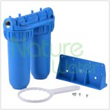 2 Stage Water Filter System for Pipe Water Use (NW-BR10B3)