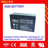 SGS Good Price UPS Battery 12V AGM Battery