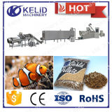 Full Automatic Stainless Steel Pet Fish Food Making Machine