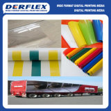 Printing Truck Roof Banner PVC Coated Fabric Ceiling Tarpaulin