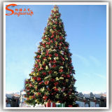 Outdoor Artificial LED Christmas Ornament Tree