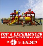 HD2013 Outdoor Fire Man Collection Kids Park Playground Slide (HD13-011A)
