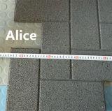 Indoor Rubber Tile/Square Rubber Tile/Interlocking Rubber Tiles