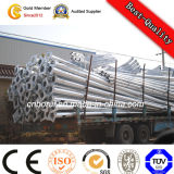 3-15m Galvanised Outdoor Steel Street Lighting Pole