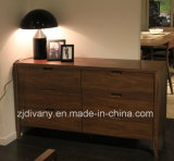 Italian Style Wooden Living Room 6 Drawer Cabinet