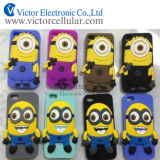 2013 Newest Silicon Case Monster Design iPhone 5
