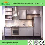 China Wholesale Modular Kitchen Cabinet with Island for Sale