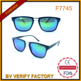 F7745 Custom Man Sunglass with Ice Blue Revo China Wholesale