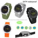 Hot Selling 50meter Waterproof Smart Watch Ex18