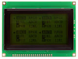 128*64A Graphic Mono Stn LCD Module Display